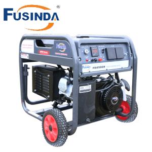 2KW gerador com Motor a gasolina com alternador de enrolamento de cobre 100%