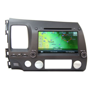 Automobile DVD GPS Radio Stereo Player per Honda Old Civic