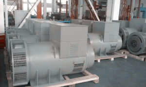 Faraday Wuxi Generator 1000kw 1250kVA 50Hz 1500rpm WS Alternator Fd6e