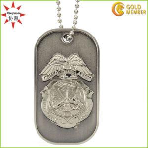 Modifica di cane militare del metallo su ordinazione