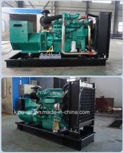 50Hz 25kVA 상표 Yuchai 중국 엔진에 의해 강화되는 디젤 엔진 발전기 세트
