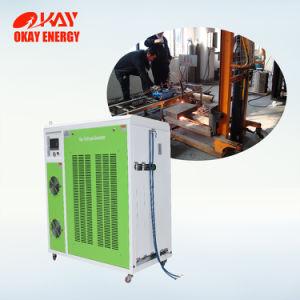 Hho gerador de gás hidrogênio máquinas de corte de água