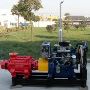 Xbc 고압 거대한 수용량 디젤 엔진 화재 펌프