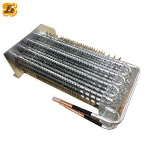 O tubo de cobre alumínio Condensador com alta qualidade (PQ)