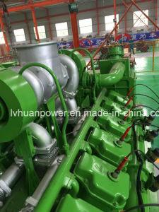 Grupo Electrógeno de biogás o de los precios de los generadores de motor a gas