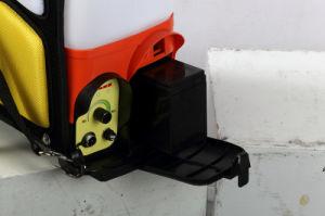 16L 12V 5.5 бар мембранный насос электрические батареи/рюкзак/Knapsack ручной опрыскиватель сельского хозяйства (SX-MD16ГБ)