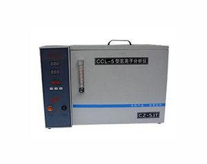 Ccl-5 de IonenAnalysator van het chloride