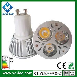 2014 altes Design 220~260lm E27/GU10/MR16 3W LED Spotlight