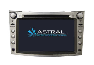 Automobile Navigation Multimedia System per Subaru Legacy 2009-11
