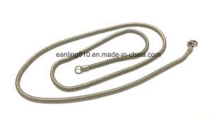 collana rotonda classica d'ottone 27 di collegamento Chain del serpente di 3.2mm