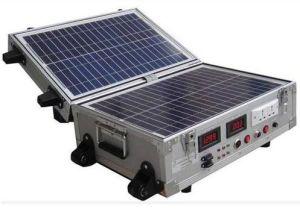 De draagbare 300W ZonneReeksen van de Generator, het Systeem van het Zonnepaneel voor Huis/de Verlichting van het Gebied (fc-a300-s)