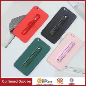 Anel de telefone móvel multifuncional exclusivo suporte e cabo de carregamento USB