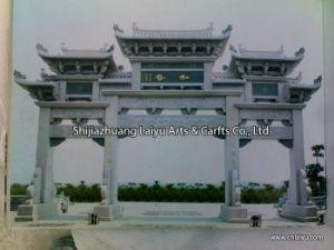 Het Beeldhouwwerk van het standbeeld