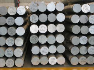 Legering van het aluminium 6082 T6 om Staaf