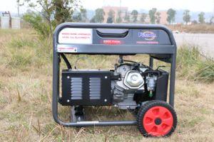 China 5KW 5kVA 188f Gerador Gasolina Gasolina (FD6500E)