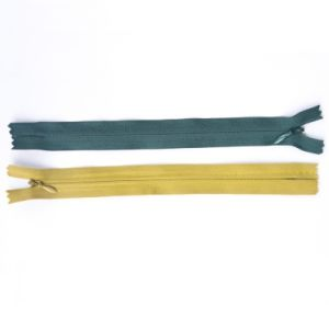 Onzichtbare Nylon Ritssluiting met de Band van de Polyester