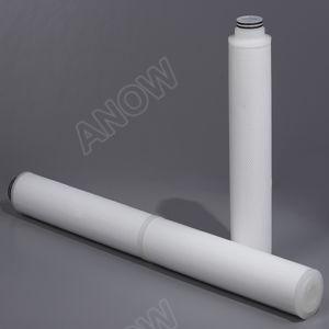 Los filtros de cartucho de 0,45 micras Pes