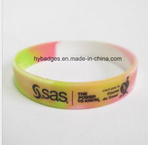 Водонепроницаемый силиконовый браслет, Фестиваль (GZHY-SW-003)