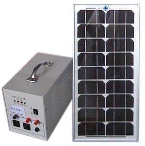 태양 에너지 체계