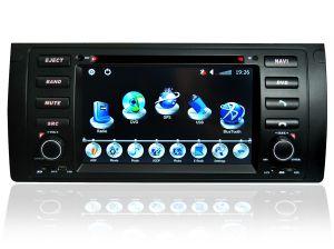 DVD-плеер для автомобилей BMW 5-E39 /X5-E53 /м5 (ZZ-7786HBM)