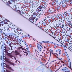 Высокое качество печати разогнали Принцесс оформлены полированный полиэфирная ткань для домашнего использования