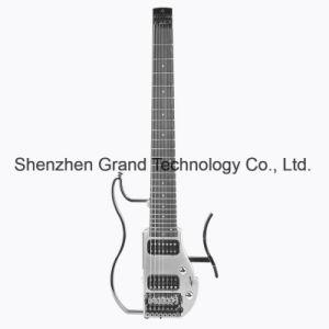 Stringhe portatili senza testa della chitarra elettrica 7 di disegno unico (AD7-200)