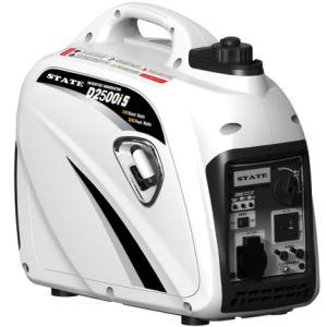 generatore variabile professionale della benzina di frequenza 2kw