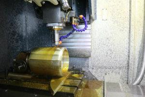CNC personalizado complexa estrutura mecânica de alumínio Fabricação de peças de Usinagem