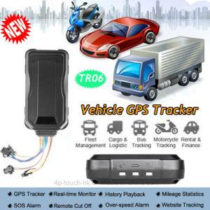 Multifunktions-GPS-Verfolger-Auto/Fahrzeug-Auto GPS-Navigation (TR06)