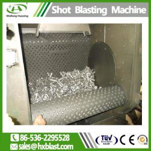 Wear-Resistant correa de acero/correa de goma pernos Granallado Shot máquina/equipo.