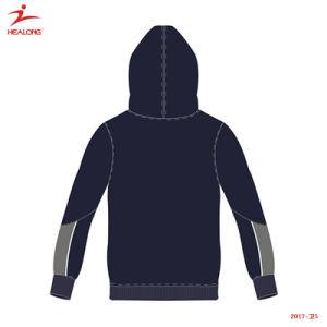 Healong 최고 판매 운동복 Hoodie를 인쇄하는 새로운 형식 디자인 승화