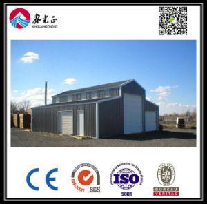 Сборные стальные конструкции склада (BYSS-1118)