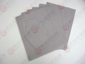 Em pó Sinterização Filterssintering equipamento de filtros de resistência de gás da placa de Espuma