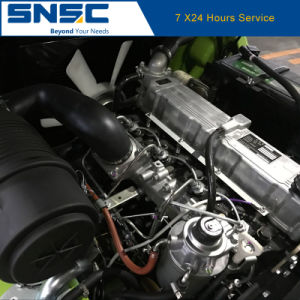 Carrello elevatore diesel 3ton di Snsc del motore del Giappone Mitsubishi