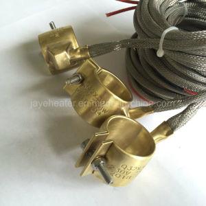 アース線と編まれる鋼鉄が付いている電気ブラスバンドのヒーター