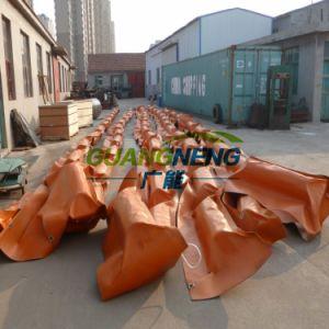 Belüftung-Ölboom-/Fabrik-Großverkauf-Gummiölboom