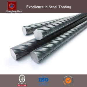 Misvormd en Plain Round 6m Length Steel Rebar (CZ-R47)