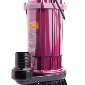 El mercado europeo Qdx Color especial tipo de bomba sumergible para agua potable