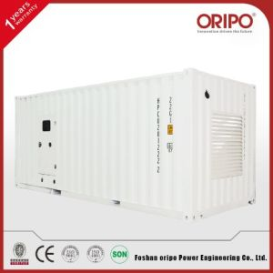 138KW/110kVA insonorizado generador diésel Cummins