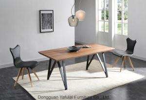 Venta caliente moderno clásico mesa de comedor Muebles de madera MDF
