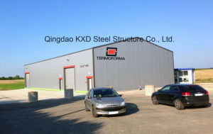 Alta calidad y estructura de acero prefabricados multiuso Taller (KXD-SSW20)