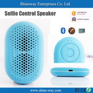TF/FM Wireless Handsfree Mini Stereo Sound Box con Selfie Shutter