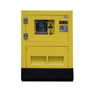 Hoge Precisie en Aangedreven Verschillende Diesel van de Vorm Stille Generator