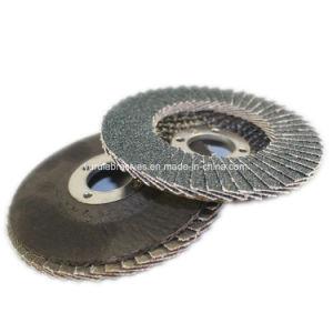 disco di Roloc del disco della falda dell'ossido di alluminio di 75mm mini