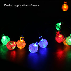 Haltbare dauerhafte bunte wasserdichte verzieren Licht der Yard-Landschaft-LED
