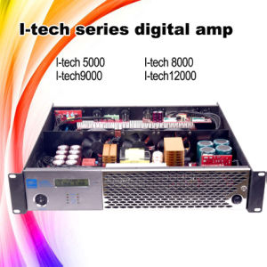 Amplificador de audio de clase I Tech Class HD de potencia AMP