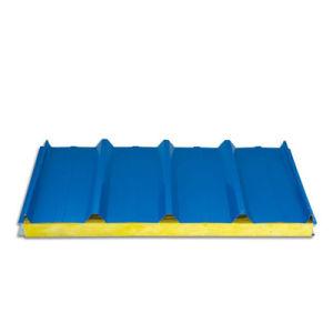 EPS de paneles sándwich de cemento de la junta de espuma Panel de acero paneles SIP