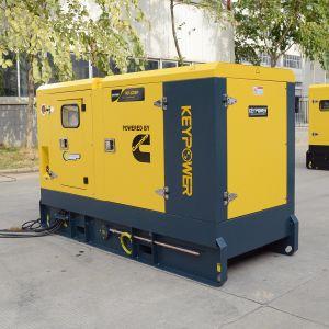 Stamfordの交流発電機との60Hz主な力30kVA Genset