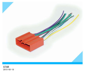 Riproduttore di CD Wire Harness di Mazda Car Stereo Radio con Install Connector