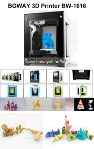 Piccola mini stampante non utilizzata brandnew personale da tavolino domestica 3D di formato 16X16X16cm